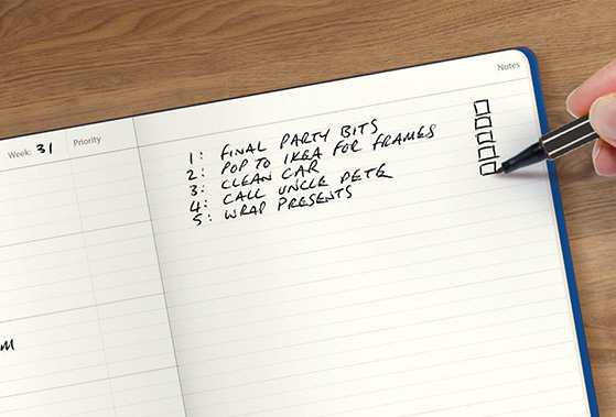 Bullet Journal - To Do Lists 1
