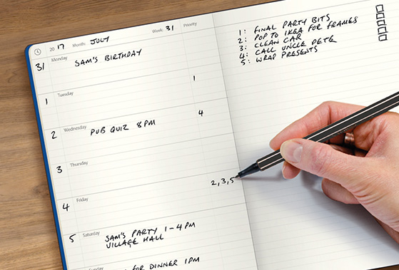 Bullet Journal - To Do Lists 2