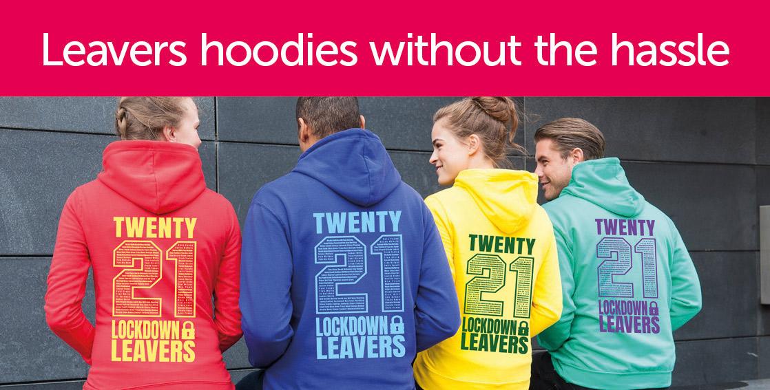 Leavers Hoodies