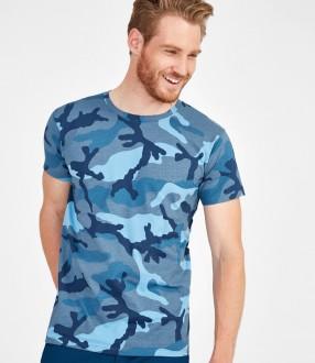 SOL'S Camo T-Shirt