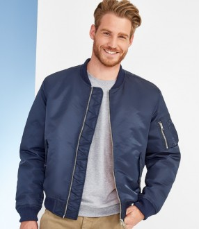 SOL'S Unisex Remington Authentic Bomber Jacket