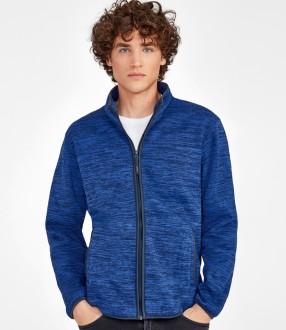 SOL'S Turbo Pro Knitted Fleece Jacket