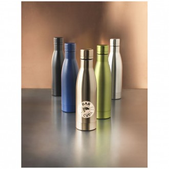Vasa 500ml Copper Vacuum Insulated Sports Bottle
