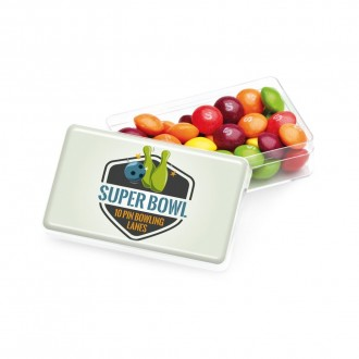 Maxi Rectangle Pot - Skittles