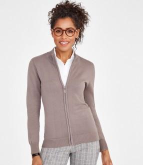 SOL'S Ladies Gordon Full Zip Cotton Acrylic Cardigan