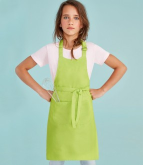 SOL'S Kids Gala Long Bib Apron