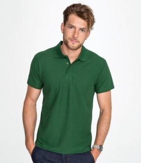 SOL'S Summer II Cotton Pique Polo Shirt