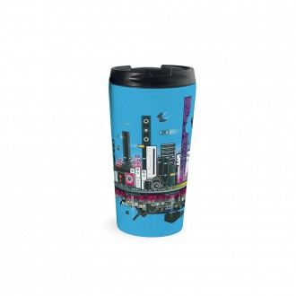 Duraglaze® Rio Photo Travel Mug