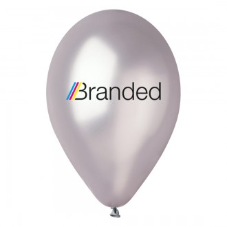 "12"" Standard Rubber Balloon"