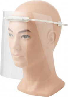 Protective Face Visor - Medium