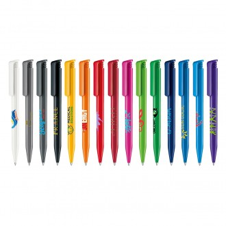 senator Super Hit Polished Plastic Ball Pen