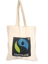 Fairtrade 5oz Natural Cotton Shopper