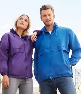 SOL'S Unisex Surf Windbreaker Jacket