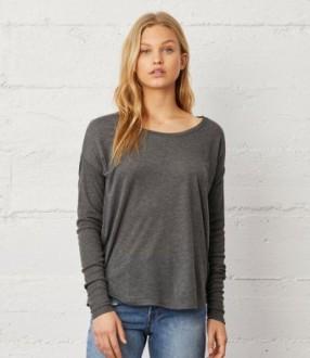 Bella Flowy 2x1 Long Sleeve T-Shirt