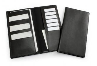 Black Travel Wallet