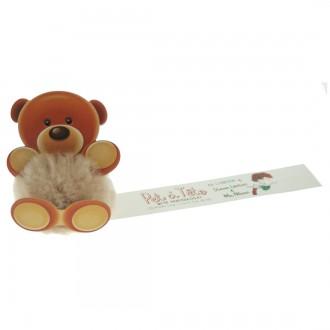 Fun Animal Ad-Bugs - Teddy Bear