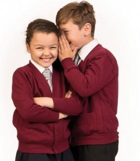 AWDis Academy Kids Cardigan