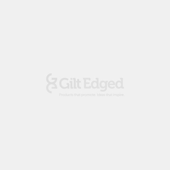 Eco Advent Calendar A5 - Foiled Chocolate Balls