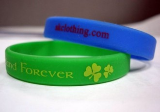 Silicon Wristbands - Printed
