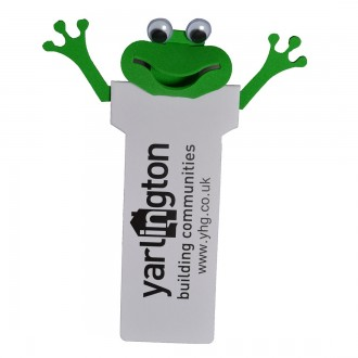 Bookmarks - Frog