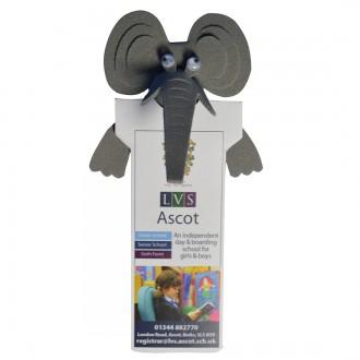 Bookmarks - Elephant
