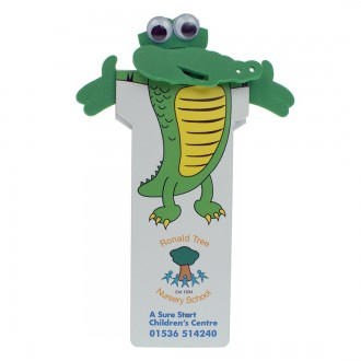 Body Bookmarks - Crocodile