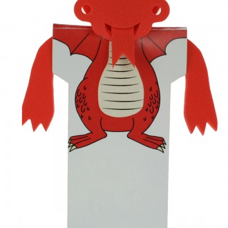 Body Bookmarks - Dragon