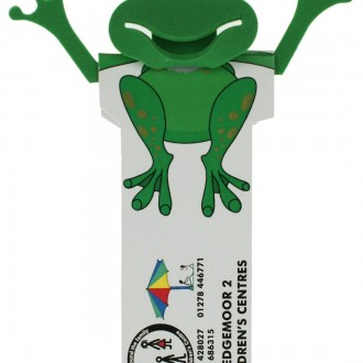 Body Bookmarks - Frog