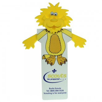Body Bookmarks - Lion