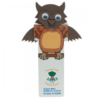Body Bookmarks - Owl