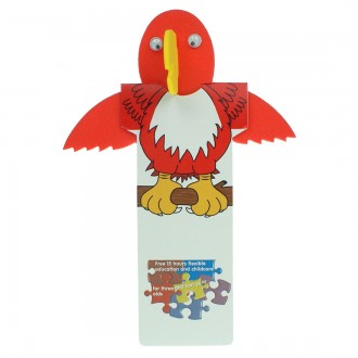 Body Bookmarks - Parrot
