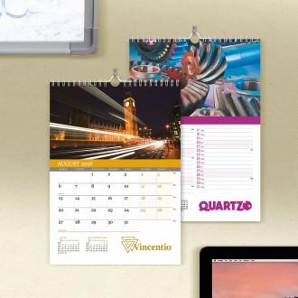 Compact Wall Calendar - Bespoke