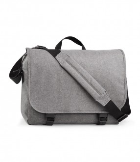 BagBase Two Tone Digital Messenger
