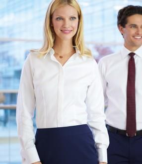 Brook Taverner Ladies Villeta Long Sleeve Shirt