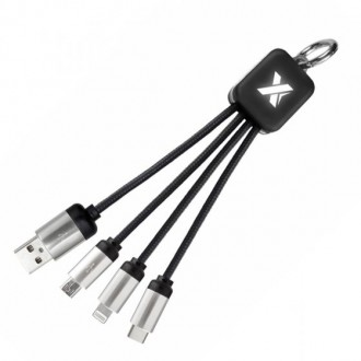 3 in 1 LED Cable