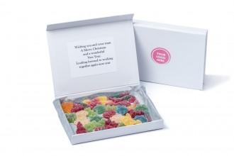 Letter Box Vegan Christmas Sweets