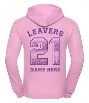 Leavers Hoodies - Design C