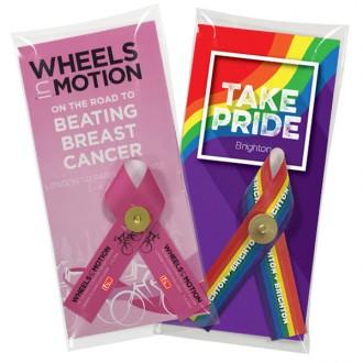 Full Colour Campaign Ribbon