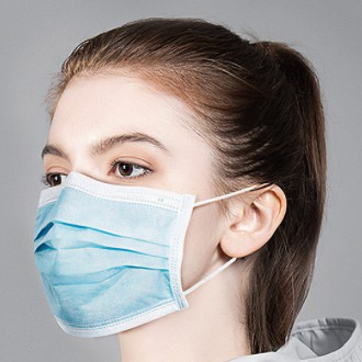 Disposable Face Mask (Pack of 100)