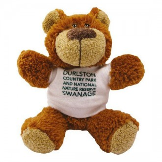 Buster Bear With White T-Shirt 5""