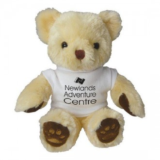 Chester Bear With White T-Shirt 10""
