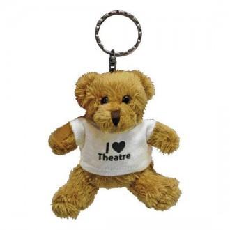 "Robbie Bear Key Ring And T-Shirt 4"""