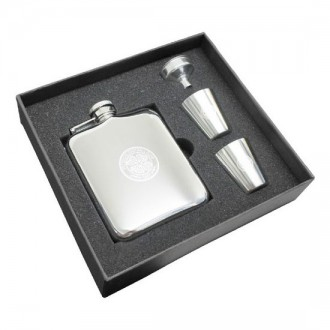 Kempton Hip Flask