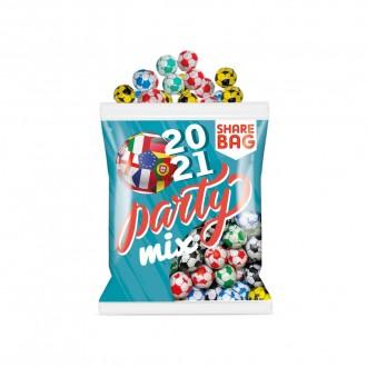 Flow Bag - Chocolate Footballs - Share Party Bag
