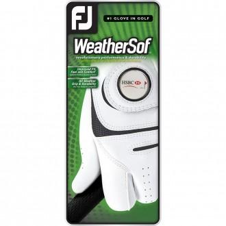 FJ WeatherSof Golf Glove