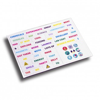 Word Game Fridge Magnet