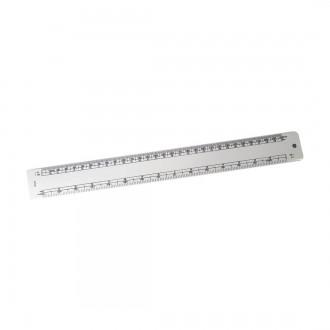 300mm Engineers Scale Rule