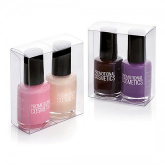 Pair Of Nail Polishes