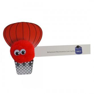 Soft Hatter Ad-Bugs - Hot Air Balloon