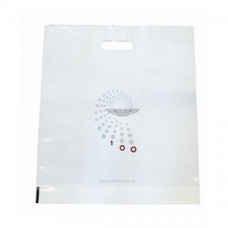 Polythene Plastic Carrier Bag